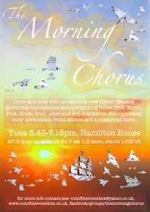 Morning Chorus sept 15